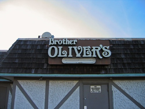 Brother Oliver's