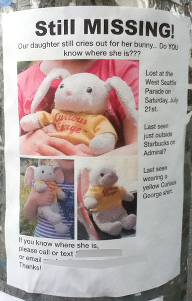 lost toy The loss of piggy — or teddy or ducky — can make for a vacation forever  marked as  when loved toys go missing, the best hotels take action.