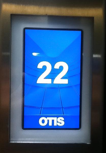 Otis's Elevator