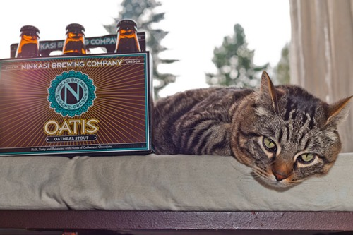 Otis, and Oatis beer 2