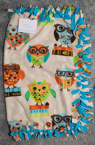 07 Oliver's Blanket